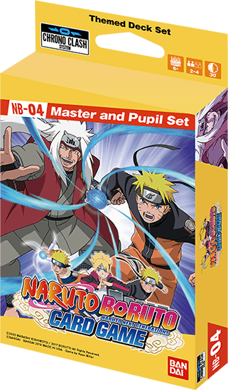 Themed Deck Set –Master and Pupil Set-