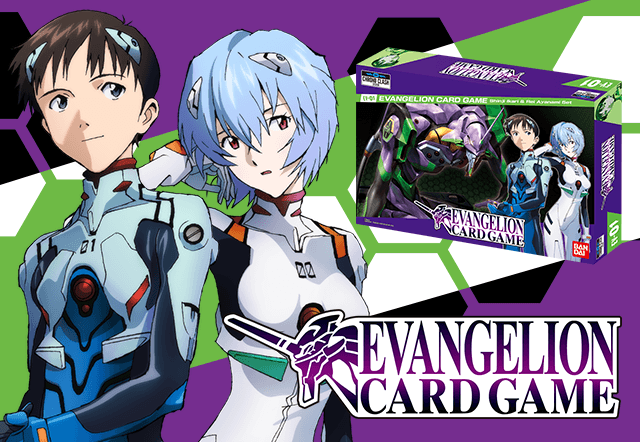 EVANGELION CARD GAME (EV01)