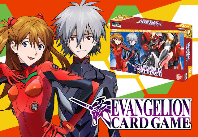 EVANGELION CARD GAME (EV02)